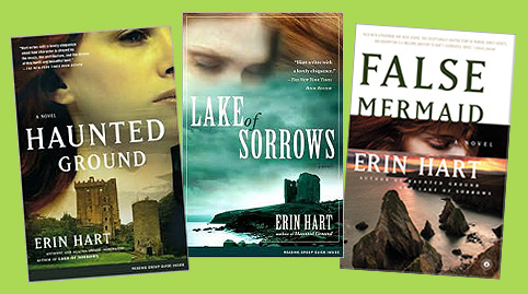Erin Hart books