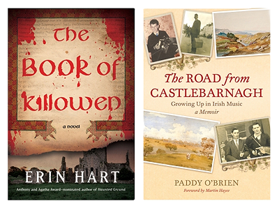 Book of Killowen & Road From Castlebarnagh